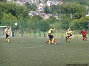 Campion preseason friendly against Baildon Trinity
