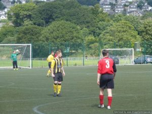 Campion preseason friendly against Baildon Trinity
