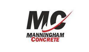Manningham Concrete logo