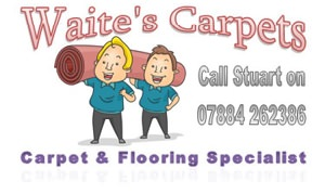 Waites Carpets logo